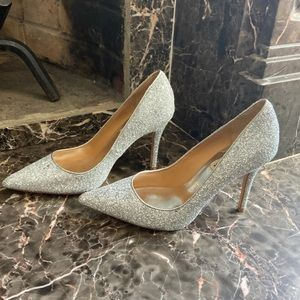 badgley mischka Heels 6.5 NWOB